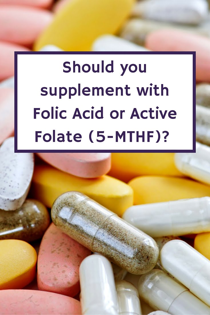 Folic Acid vs 5-mthf - what is the best form of folate to supplement to take? MTHFR expert Carolyn Ledowsky shares her views and summarises the evidence.